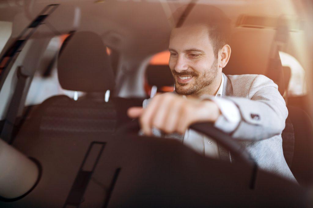 Como estrenar un coche nuevo